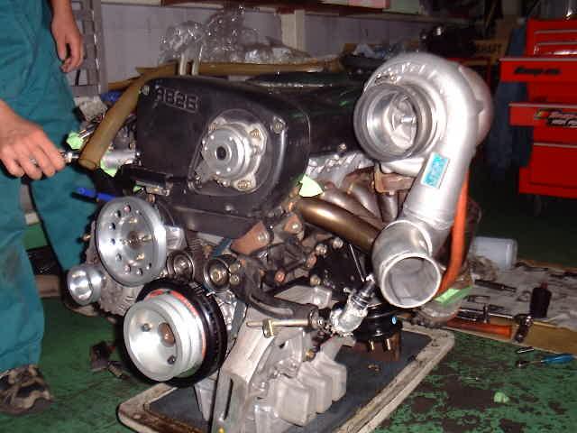エンジンチューニング、オーバーホール